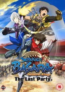 Sengoku Basara - Samurai Kings Movie: The Last Party, DVD