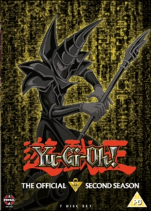 Yu Gi Oh: The Official Second Season, DVD