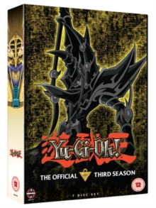 Yu Gi Oh: The Official Third Season, DVD
