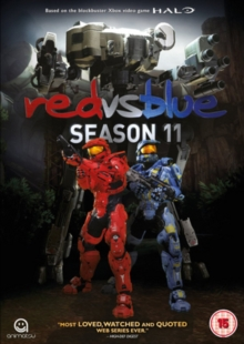 Red Vs. Blue: Season 11, DVD