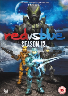 Red Vs. Blue: Season 12, DVD