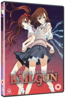 A   Certain Scientific Railgun - Complete Season 1, DVD