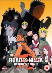 Naruto the Movie: Road to Ninja, DVD