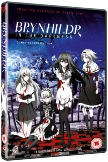Brynhildr in the Darkness: Complete Collection, DVD