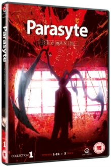 Parasyte the Maxim: Collection 1, DVD