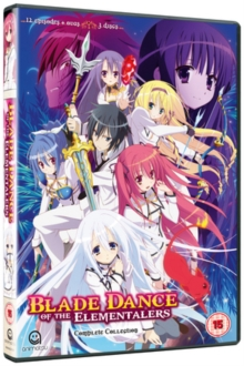 Blade Dance of the Elementalers: Complete Series One Collection, DVD