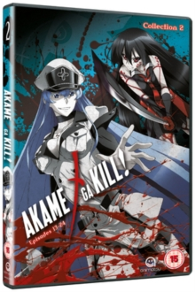 Akame Ga Kill: Collection 2, DVD