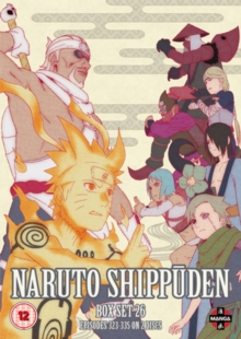 Naruto - Shippuden: Collection - Volume 26, DVD DVD