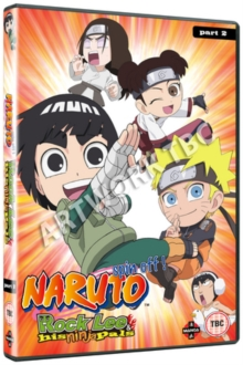 Naruto: Rock Lee and His Ninja Pals - Collection 2, DVD