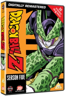 Dragon Ball Z: Complete Season 5, DVD  DVD