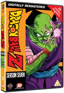 Dragon Ball Z: Complete Season 7, DVD