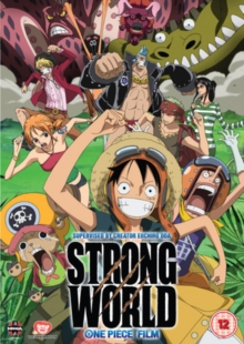 One Piece - The Movie: Strong World, DVD