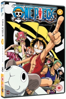 One Piece: Collection 8, DVD  DVD