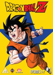 Dragon Ball Z: Season 1 - Part 1, DVD