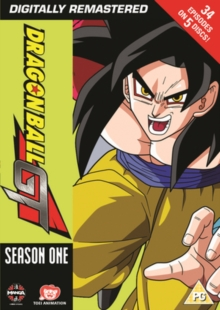 Dragon Ball GT: Season 1, DVD