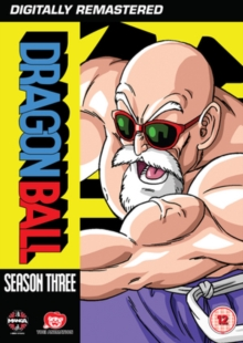 Dragon Ball: Season Three, DVD DVD