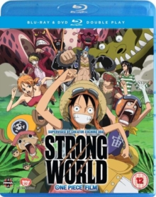 One Piece - The Movie: Strong World, Blu-ray  BluRay
