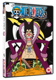 One Piece: Collection 9, DVD