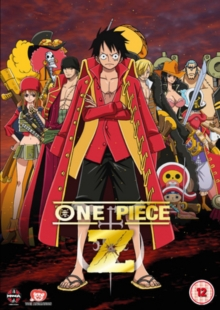 One Piece: Z, DVD
