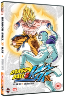 Dragon Ball Z KAI: Season 2, DVD  DVD