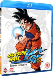 Dragon Ball Z KAI: Season 1, Blu-ray