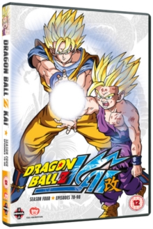 Dragon Ball Z KAI: Season 4, DVD  DVD