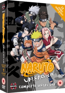 Naruto Unleashed: The Complete Series 1, DVD