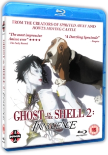 Ghost in the Shell 2 - Innocence, Blu-ray
