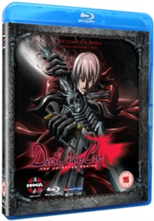 Devil May Cry: The Complete Collection, Blu-ray