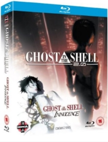 Ghost in the Shell 2.0/Ghost in the Shell 2 - Innocence, Blu-ray