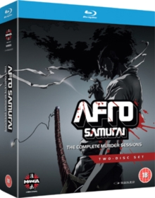 Afro Samurai: The Complete Murder Sessions, Blu-ray
