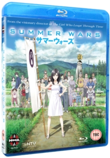 Summer Wars, Blu-ray  BluRay