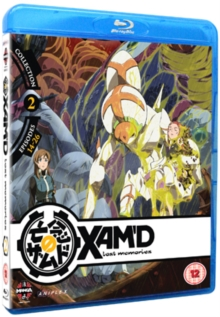 Xam'd: Lost Memories Collection 2, Blu-ray