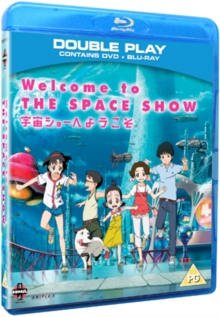 Welcome to the Space Show, Blu-ray