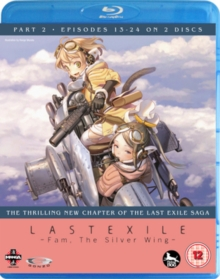 Last Exile - Fam, the Silver Wing: Part 2, Blu-ray