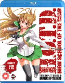 High School of the Dead: Complete Series, Blu-ray