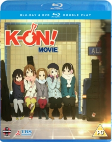 K-ON! The Movie, Blu-ray