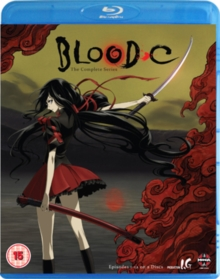 Blood C: The Complete Series, Blu-ray
