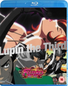 Lupin the 3rd: The Woman Called Fujiko Mine, Blu-ray