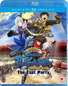Sengoku Basara - Samurai Kings Movie: The Last Party, Blu-ray