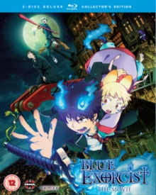 Blue Exorcist: The Movie, Blu-ray