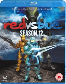 Red Vs. Blue: Season 12, Blu-ray BluRay