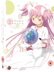 Puella Magi Madoka Magica: The Movie - Part 1 and 2, Blu-ray