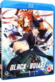 Black Bullet: Complete Season Collection, Blu-ray  BluRay