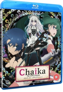 Chaika the Coffin Princess: Complete Season Collection, Blu-ray