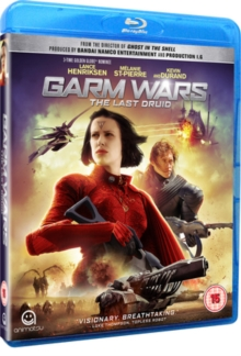 Garm Wars - The Last Druid, Blu-ray BluRay