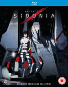 Knights of Sidonia - Complete Season 1, Blu-ray  BluRay