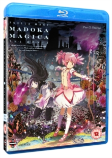 Puella Magi Madoka Magica: The Movie - Part 2: Eternal, Blu-ray BluRay