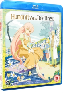 Humanity Has Declined: Complete Season One Collection, Blu-ray