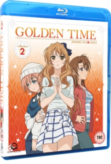 Golden Time: Collection 2, Blu-ray